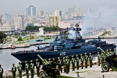 la proxima guerra rusia bases militares cuba y vietnam