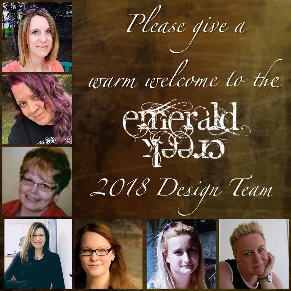 Emerald Creek Craft Supplies Design Team!
