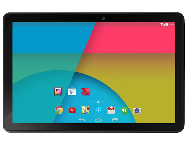 Google Nexus 10 2013 leaked press render