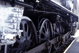 UP 4-8-4 Locomotive #8444
