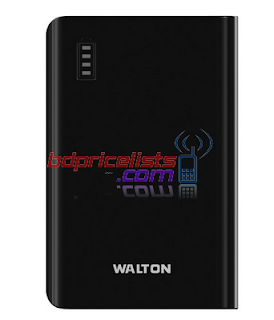 Walton 6000mAh Power Bank Price In Bangladesh and Specification
