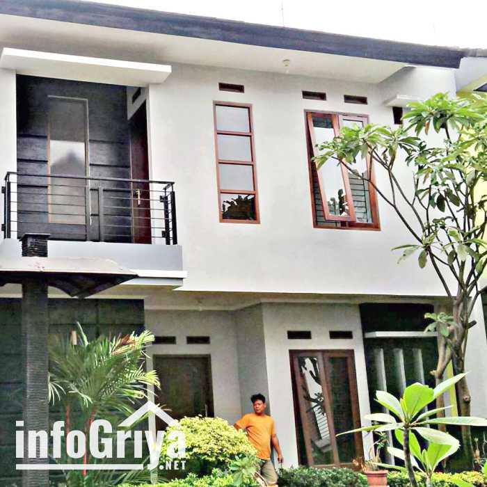 Rumah dijual di Gandul Cinere Depok Dijual dekat Pangkalan Jati dekat Pondok Labu Jakarta Selatan Info Griya