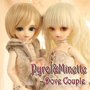 SOOM special order Pyrol & Minette