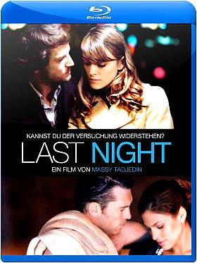 Filme A Última Noite BDRip RMVB Legendado