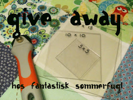 Give away hos Fantastisk Sommerfugl
