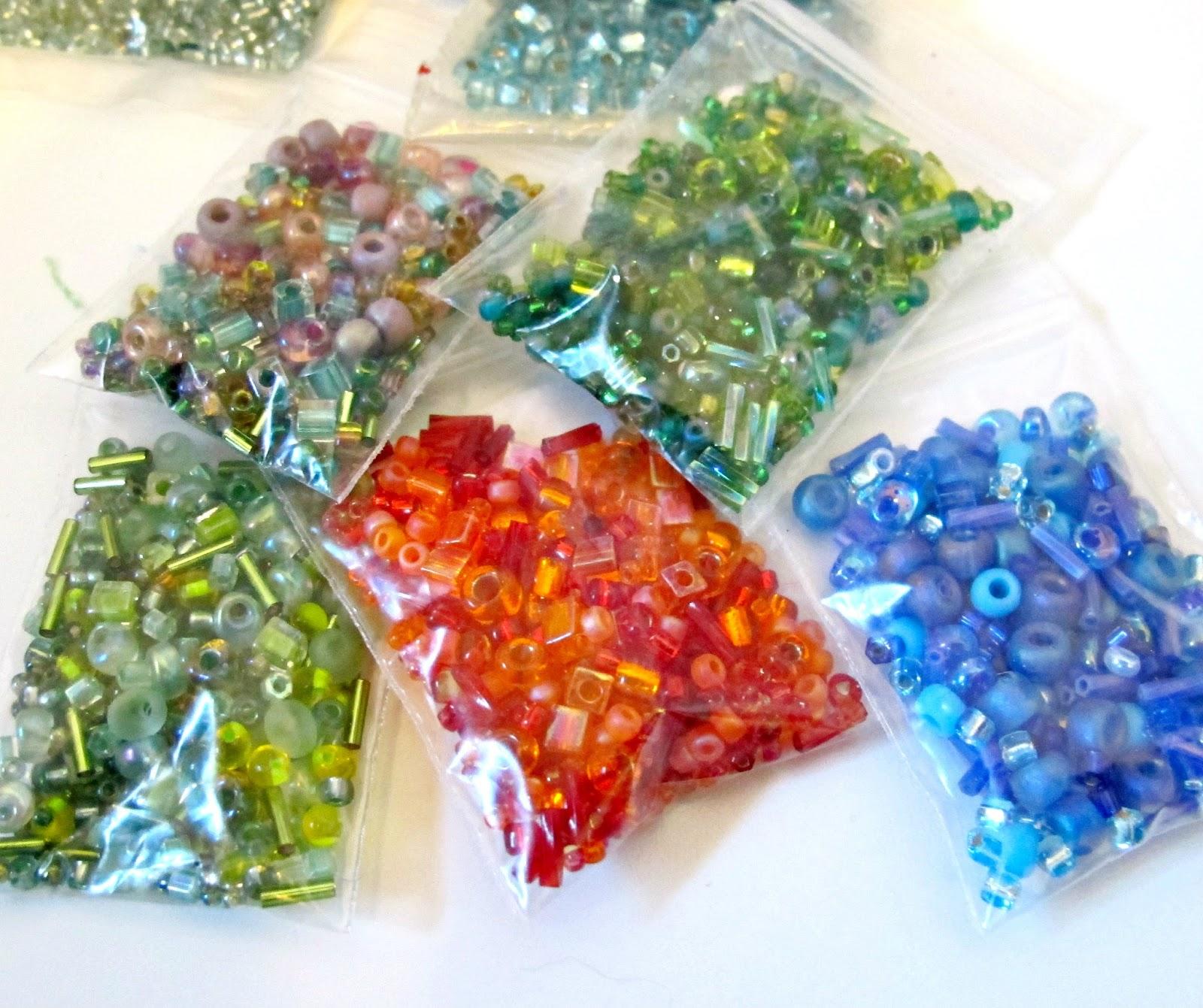 seed bead mixes
