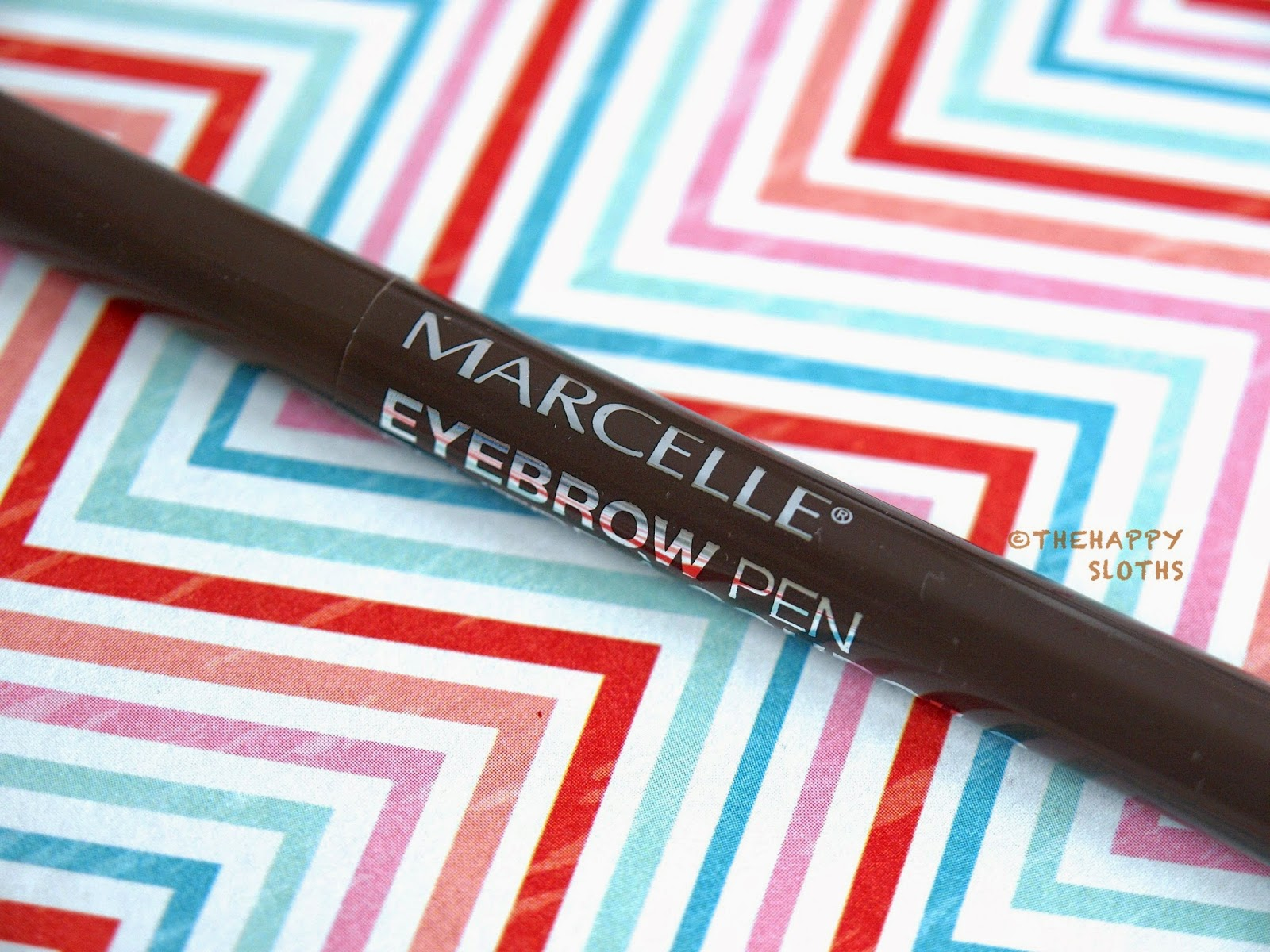 Marcelle Eyebrow Pen: Review and Swatches