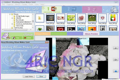 Wedding Album Maker Gold 3.53 Final Full Version