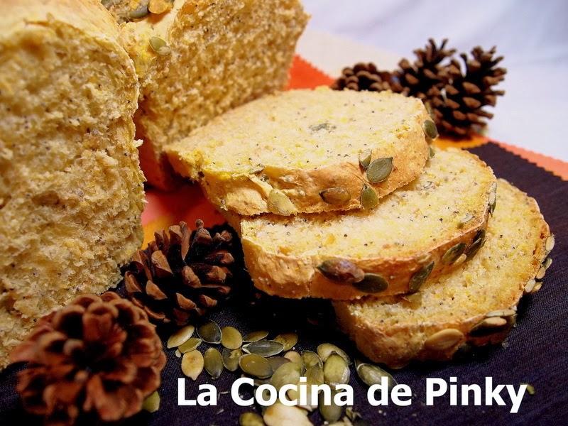 PAN DE CALABAZA Y SEMILLAS  Pan+de+calabaza+y+semillas+2