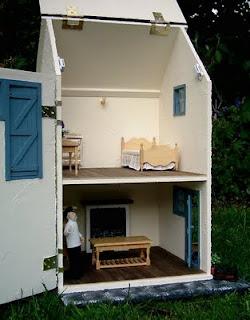 Разные кукло-домики Barn6