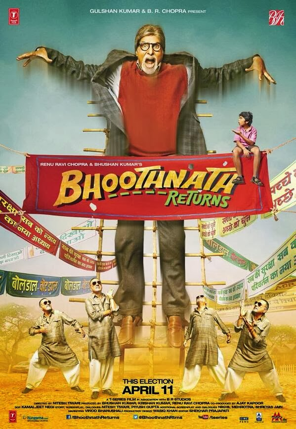Bhoothnath Returns First Look