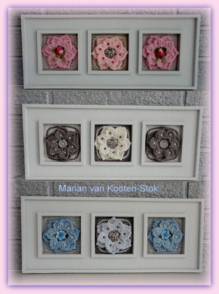 Winnie\'s Creative Corner: Pinterest Inspiration - Gorgeous Crochet!!