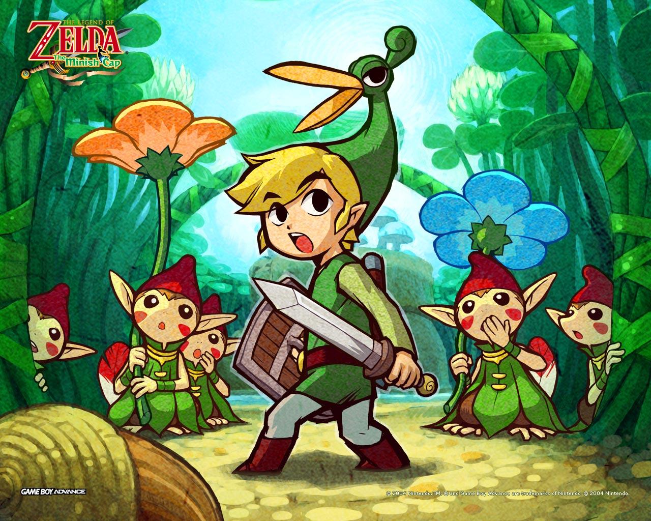 Zelda, la princesa del reino de Hyrule, quiere invitar a Link, su ...