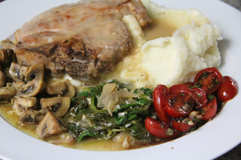 Salvation Sisters: Sear-Roasted Pork Chops with Marsala ...