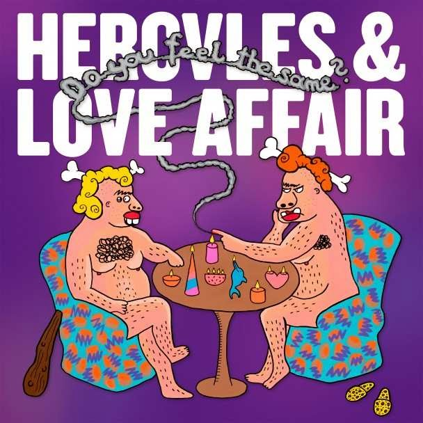 Hercules And Love Affair – Do You Feel The Same? EP