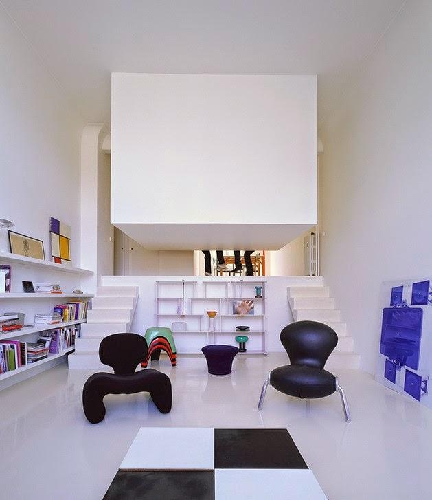 Galeri ide Warna Cat Dinding Interior Kamar Tidur Minimalis 2015 yg menawan