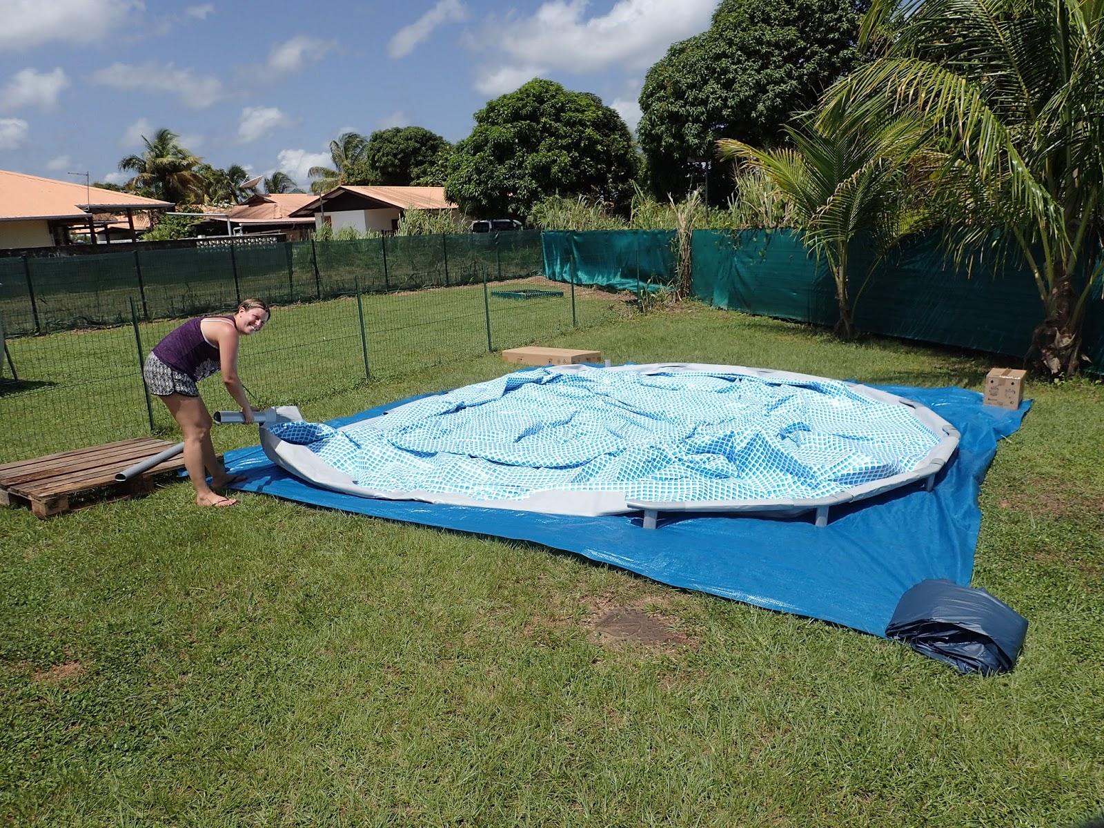 Bulles d 39 arual la piscine for Piscine chlore trop bas
