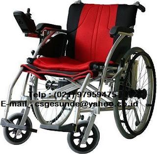 jual kursi roda elektrik dengan harga miring dan anda pasti puas