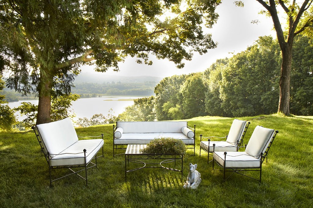Horse Country Chic Amalfi Living Outdoor Furniture