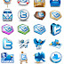 Mais de 50 Twitter Icons