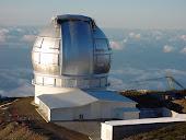 telescopio canarias