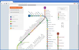 Metro Manila Traffic Navigator