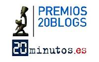 VOTANOS EN LOS PREMIOS 20 BLOGS