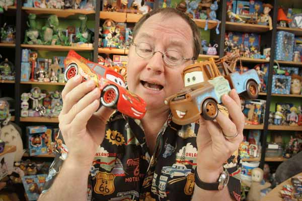 cars john lasseter What Aaron wrote about free gay anime games: George fully rewarded this ...