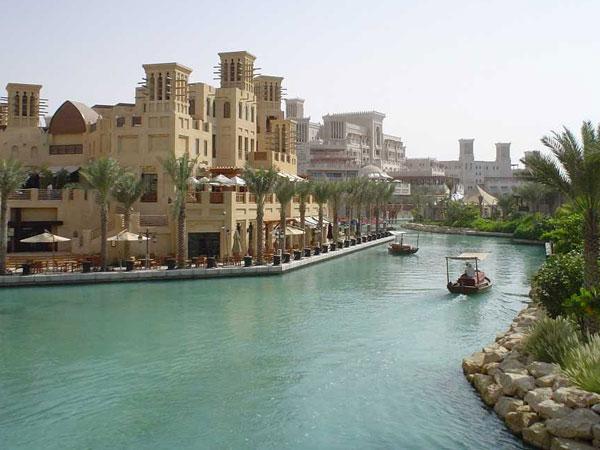 Visoronline los emir tos rabes tendr n su propia torre Hotel jardines de babilonia