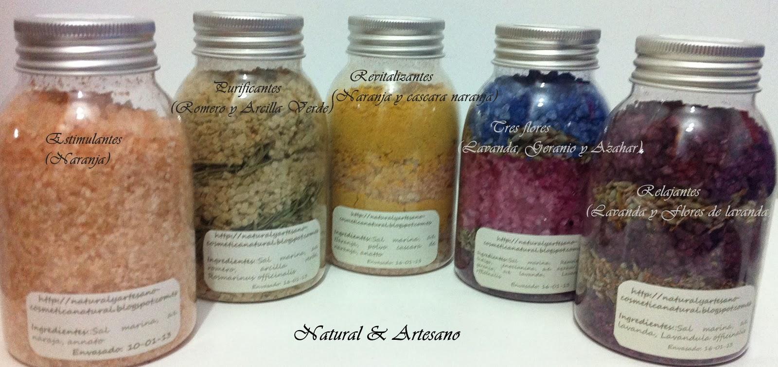 Baño De Arcilla Verde: exclusivamente por sal de mar pura no refinada aceites esenciales de