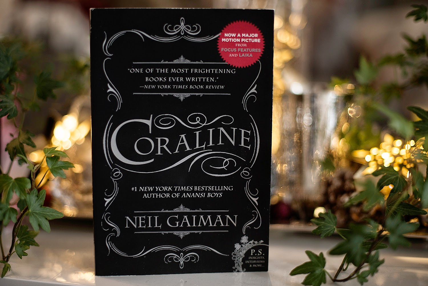 coraline neil gaiman book report The book report network the adventurous heroine of neil gaiman's book of the same name coraline by neil gaiman publication date: may 1.