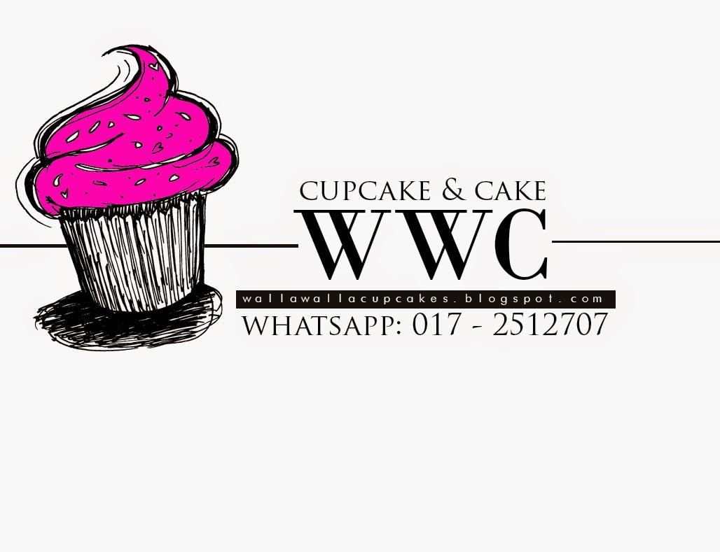 W a l l a  W a l l a  Cupcakes