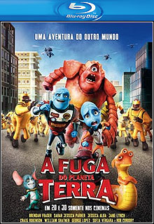Download - A Fuga do Planeta Terra BluRay 1080p Dual Áudio ( 2013 )