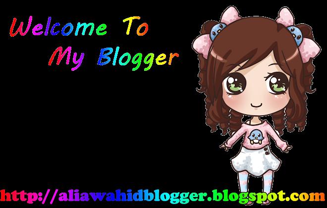 Alia Wahid Blogger