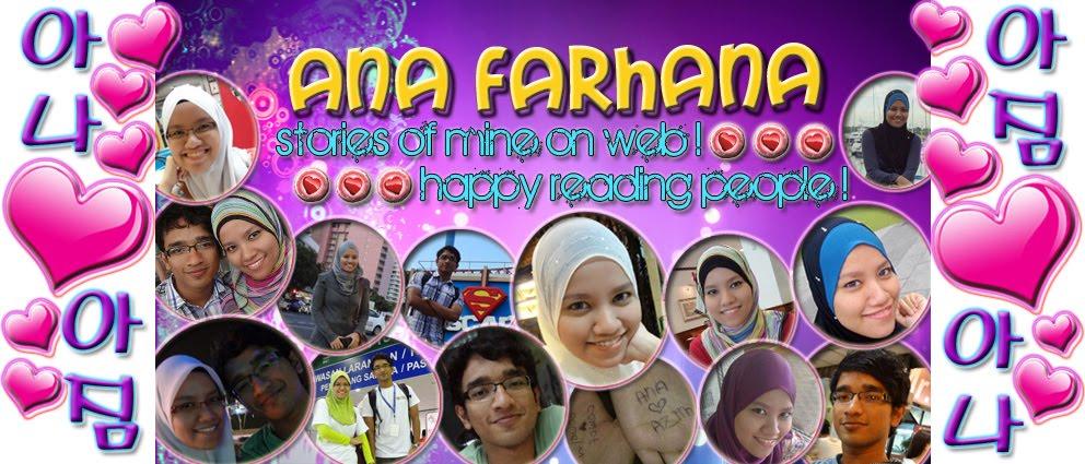 Ana Farhana