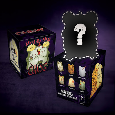 CHEW Chog Mini Figure Blind Box Series by Skelton Crew Studio x John Layman x Rob Guillory