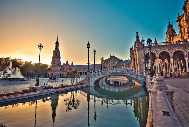 Spain Honeymoon Tours