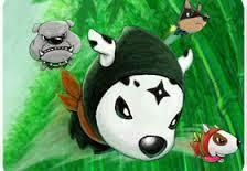 Game ninja chó