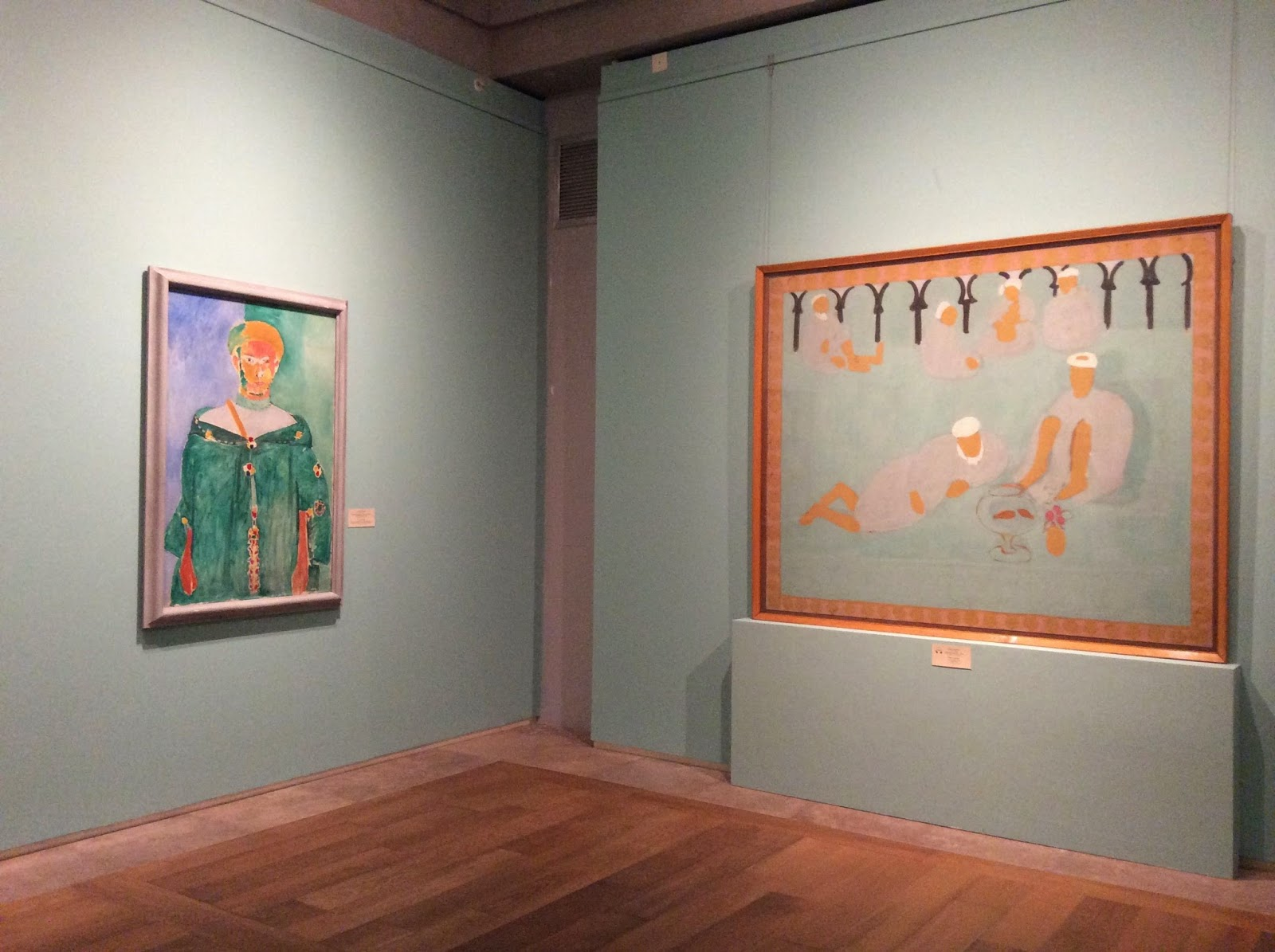 jpg moroccan paintings by henri matisse at the state hermitage museum russia photo casey klahn