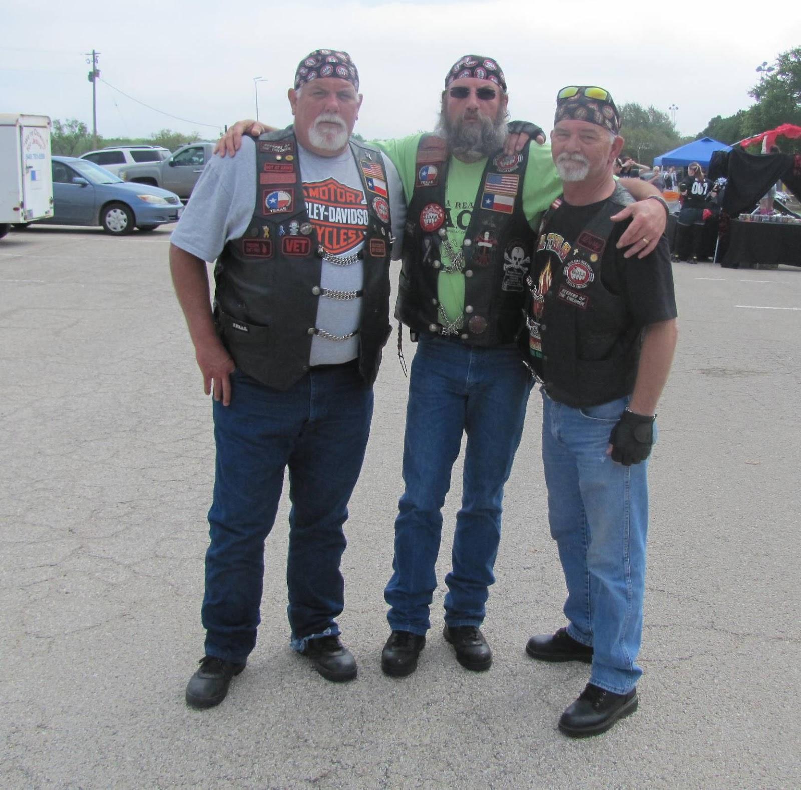 North texas bikers v feel the heat biker chili cook off 3 for Tattoo shops in wichita falls tx