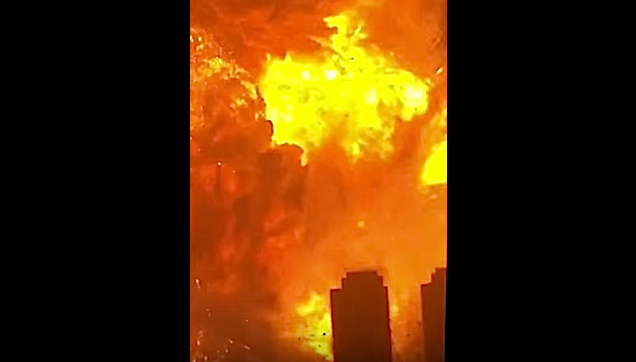 Tianjin, China Port Warehouse Explosions