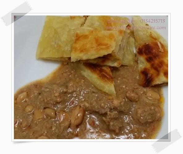 makanan wajib time raya di Sarawak