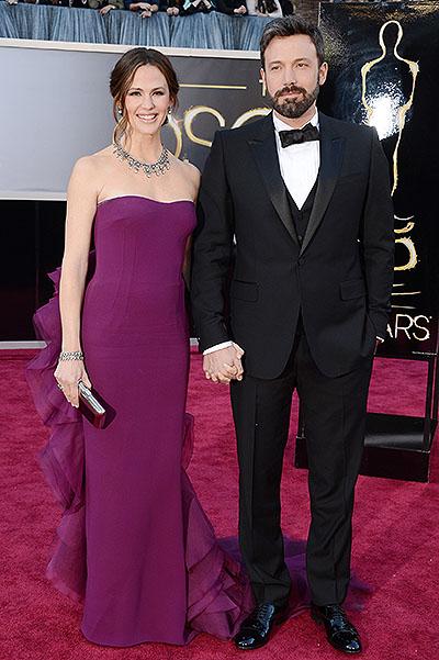 Ben Affleck celebrated birthday with Jennifer Garner