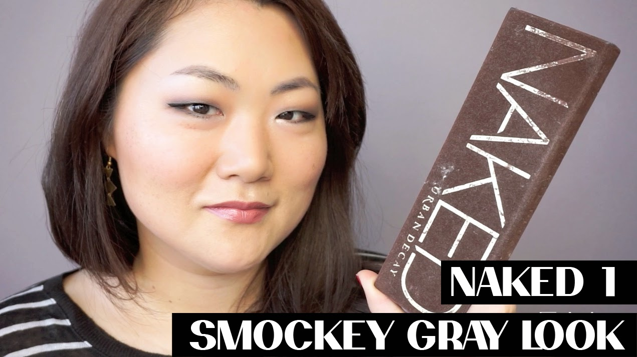 Urban decay, naked 1, palette, makeup tutorial, for, asian, monolid, eyes,