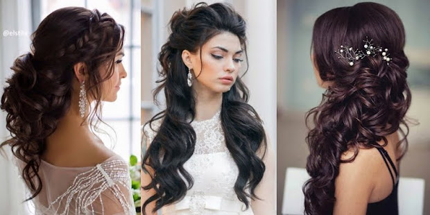 bridal hairstyle inspirations