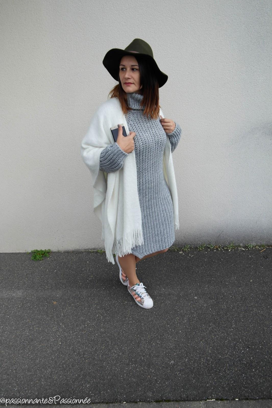 Robe pull et Poncho