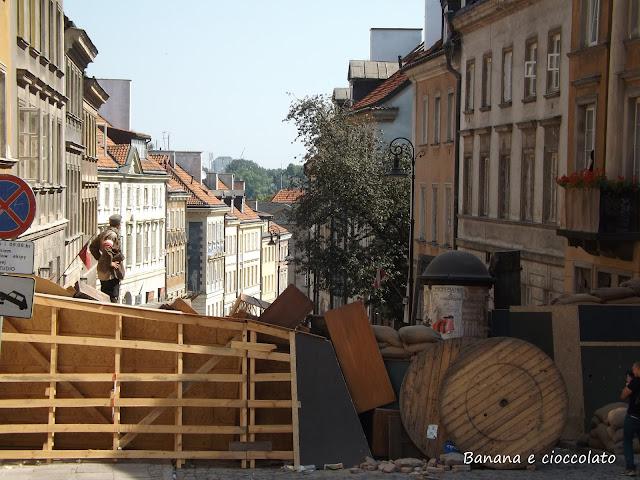 Varsavia, la città nuova, polonia, travel blogger
