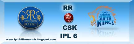 RR vs CSK Watch Full Highlight and RR vs CSK Full Scorecards
