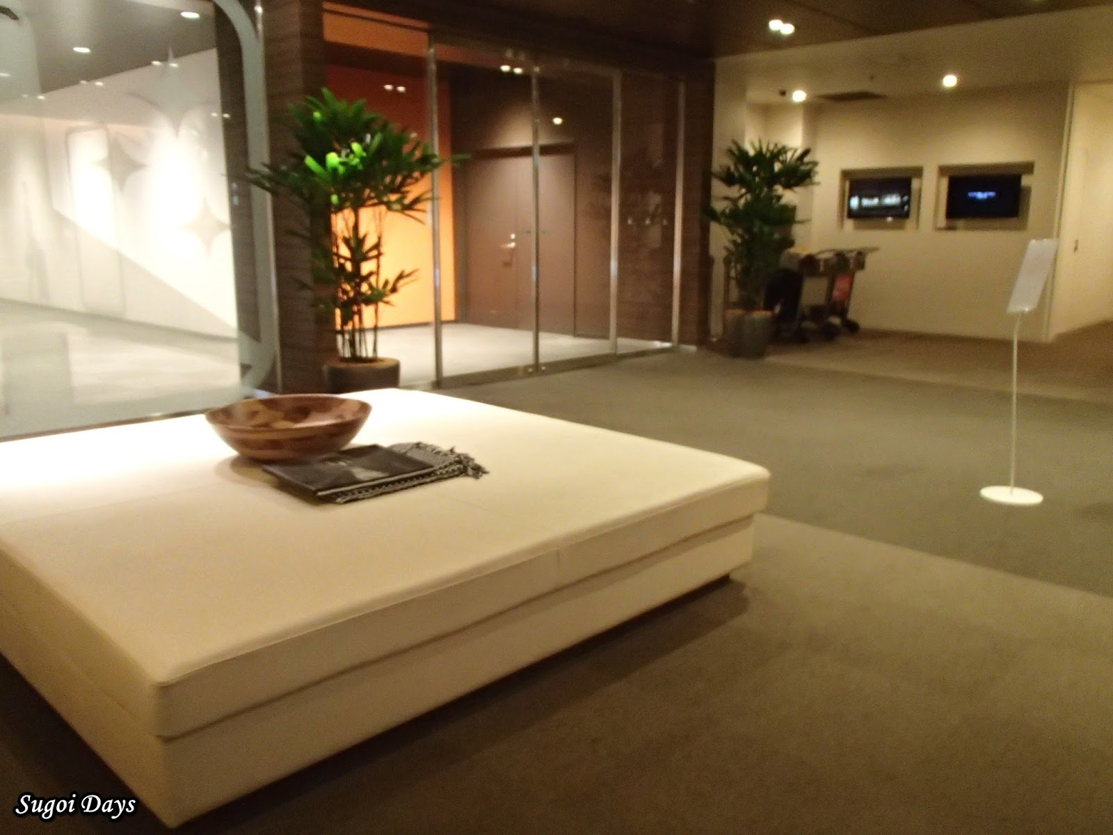 Sugoi days first cabin capsule hotel haneda airport for First cabin haneda