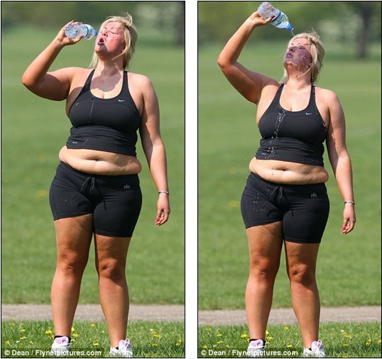 73b33cc354 So when is the fitness DVD coming out  TOWIE s Gemma Collins hits bootcamp  in just a sports bra and tiny shorts ~ celebs news